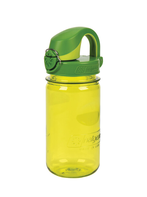 Nalgene Everyday OTF - Gourde Enfant - 350ml jaune/vert